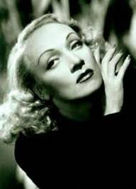 "L'actriu Marlene Dietrich, reina del ""glamour"" alemany"