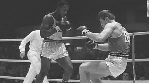 Joe Frazier, gunyant l'or olìmpic a Tòquio